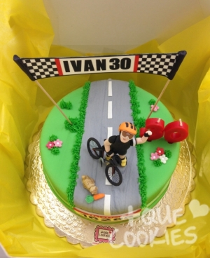 Cake Bike Ivan