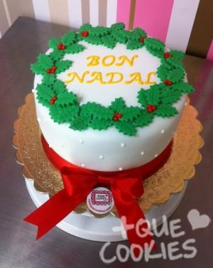 Cake Bon Nadal
