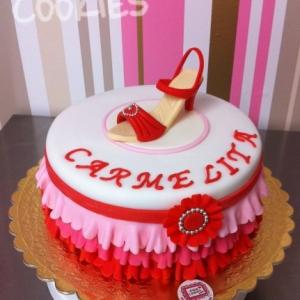 Cake Carmelita