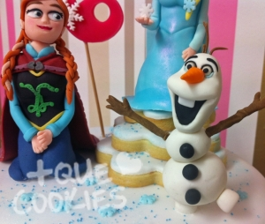 Cake Frozen Emma