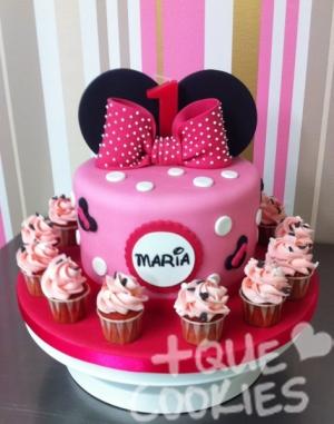 Cake i cupcakes Maria