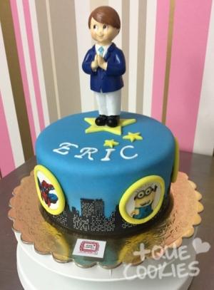 Cake Primera Comunió Eric