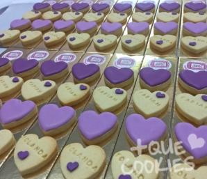 Cookies Boda Fabian&Yolanda