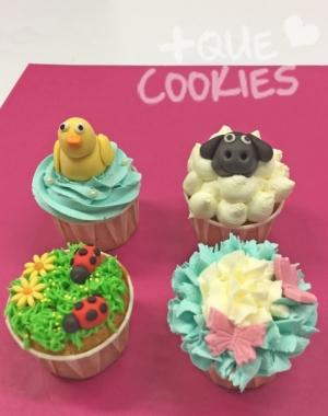 Cupcakes taller infantil