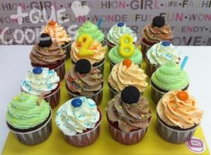 Cupcakes de Festa