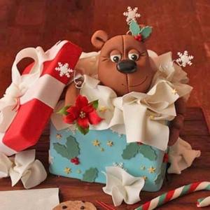 Pastís Ós Nadal