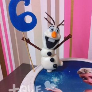 Frozen Paola
