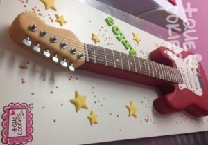 Guitarra de Carlos