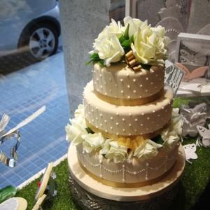 Cake boda + que cookies