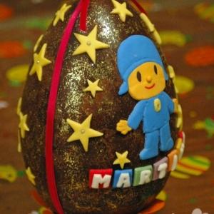 Huevo Pascua Pocoyo