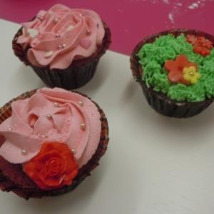 Taller cupcakes