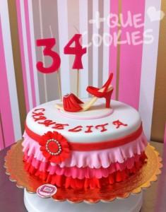 Cake-Carmelita