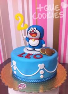 Doraemon-Leo