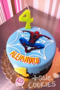 Spiderman-Alejandro